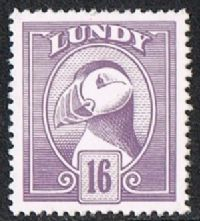 Lundy 1982 Definitive 16p unused